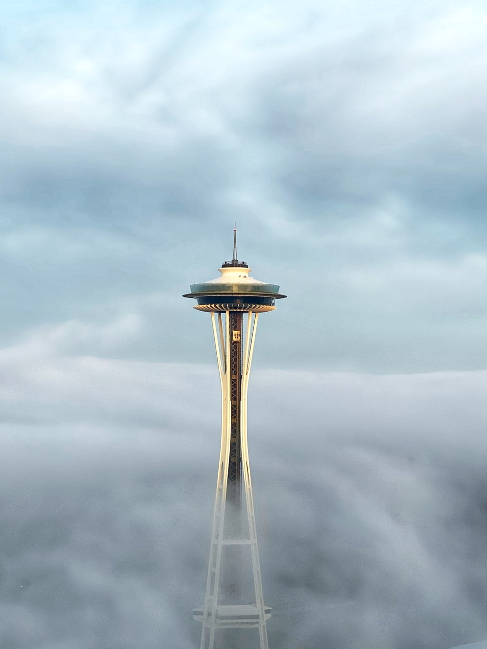 space needle photograph