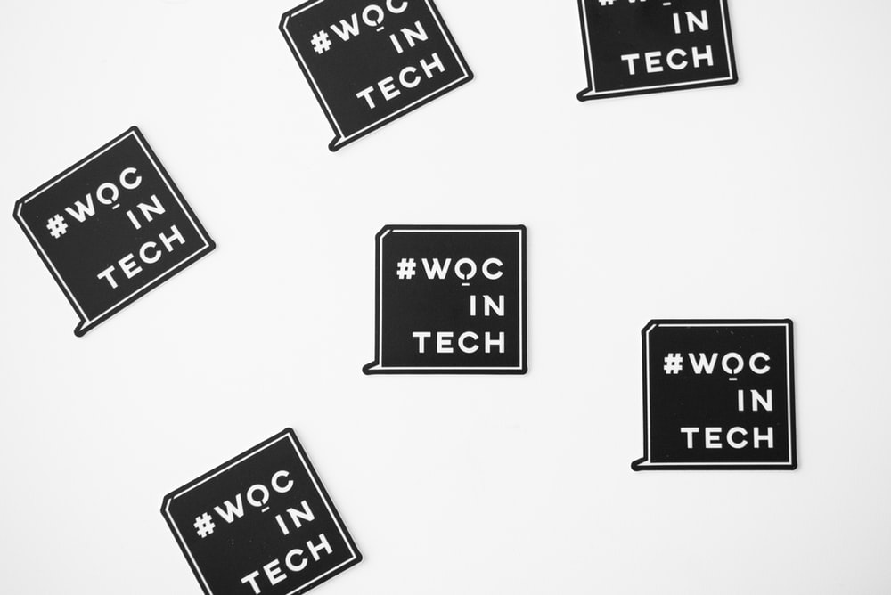 woc in tech texts