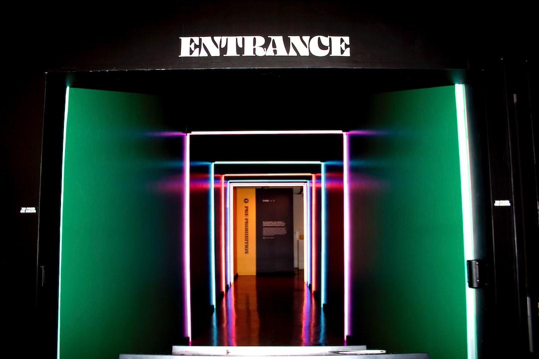 Weedmaps Museum of Weed entrance
