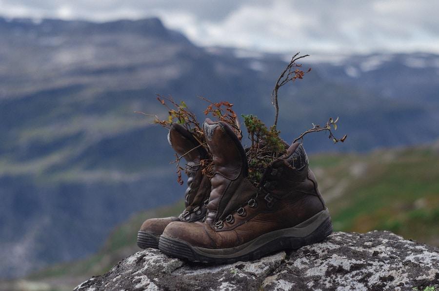 Botas de trekking