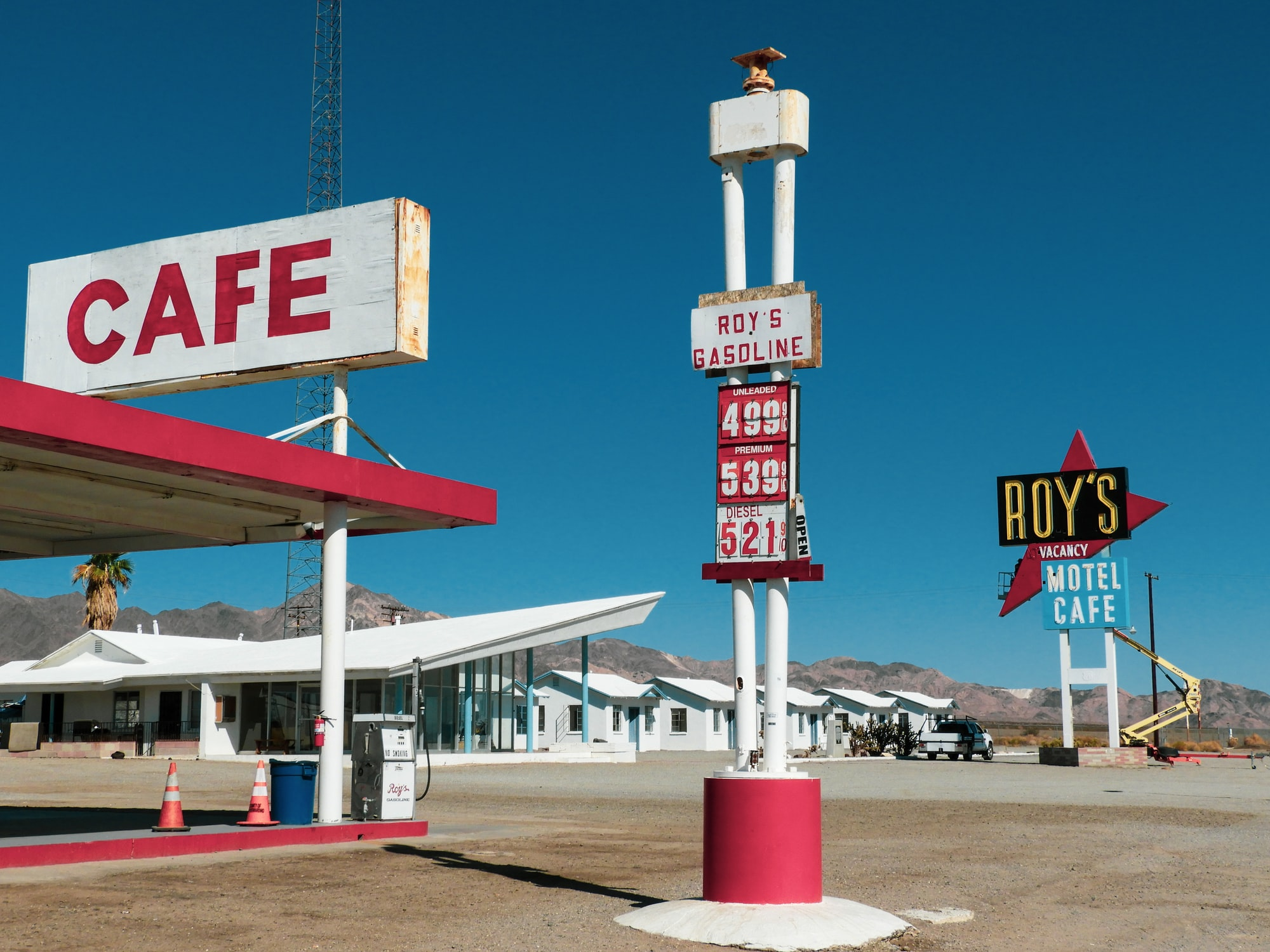 The gasoline shortage is hitting small towns