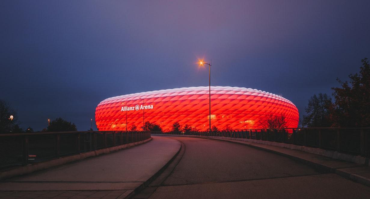Miuncheno Allianz Arena