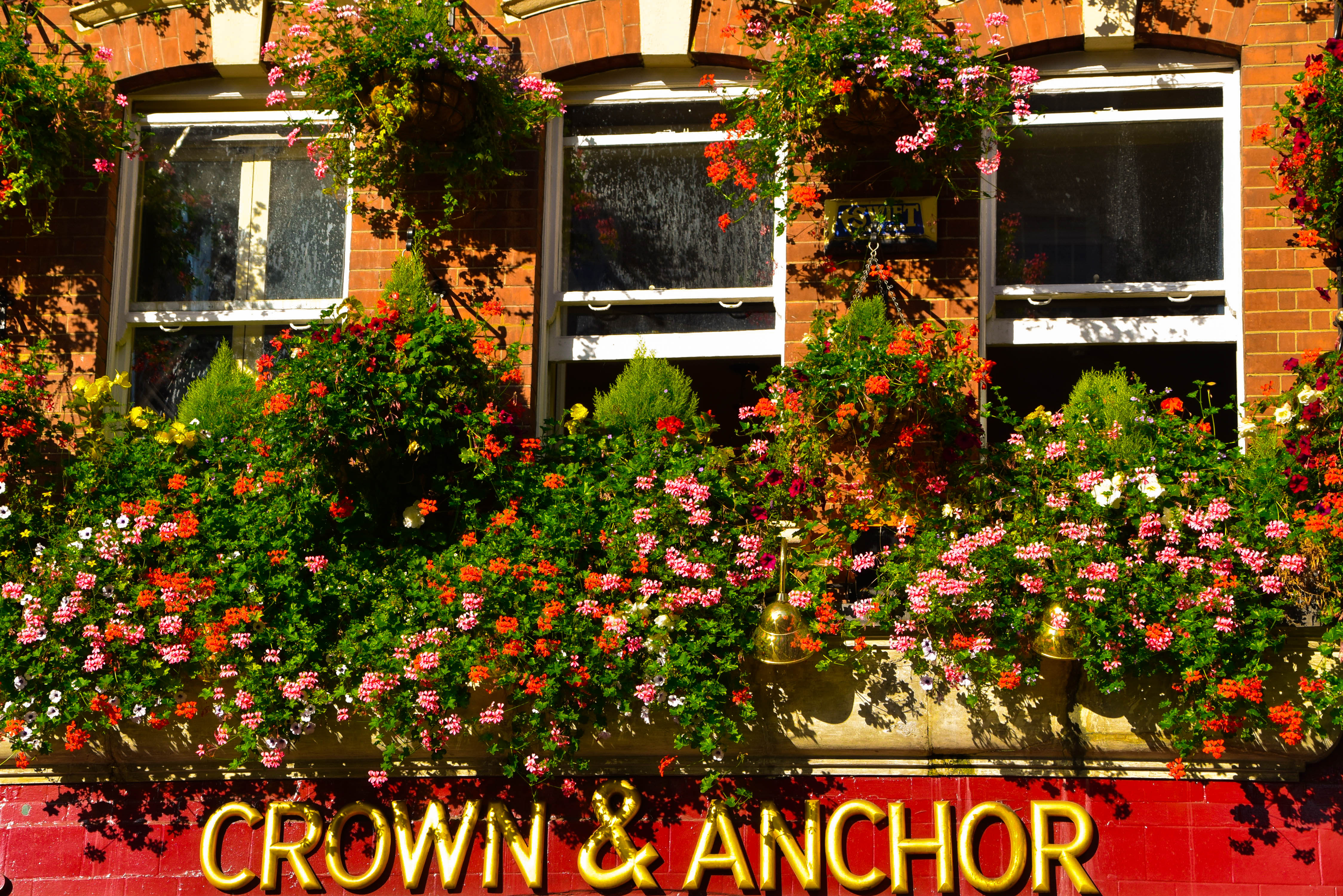 Crown & Anchor building