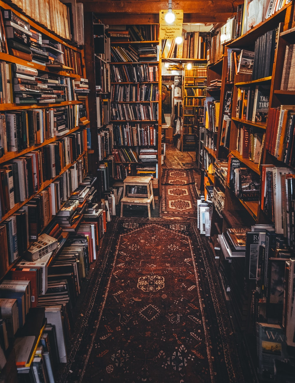 library photograph