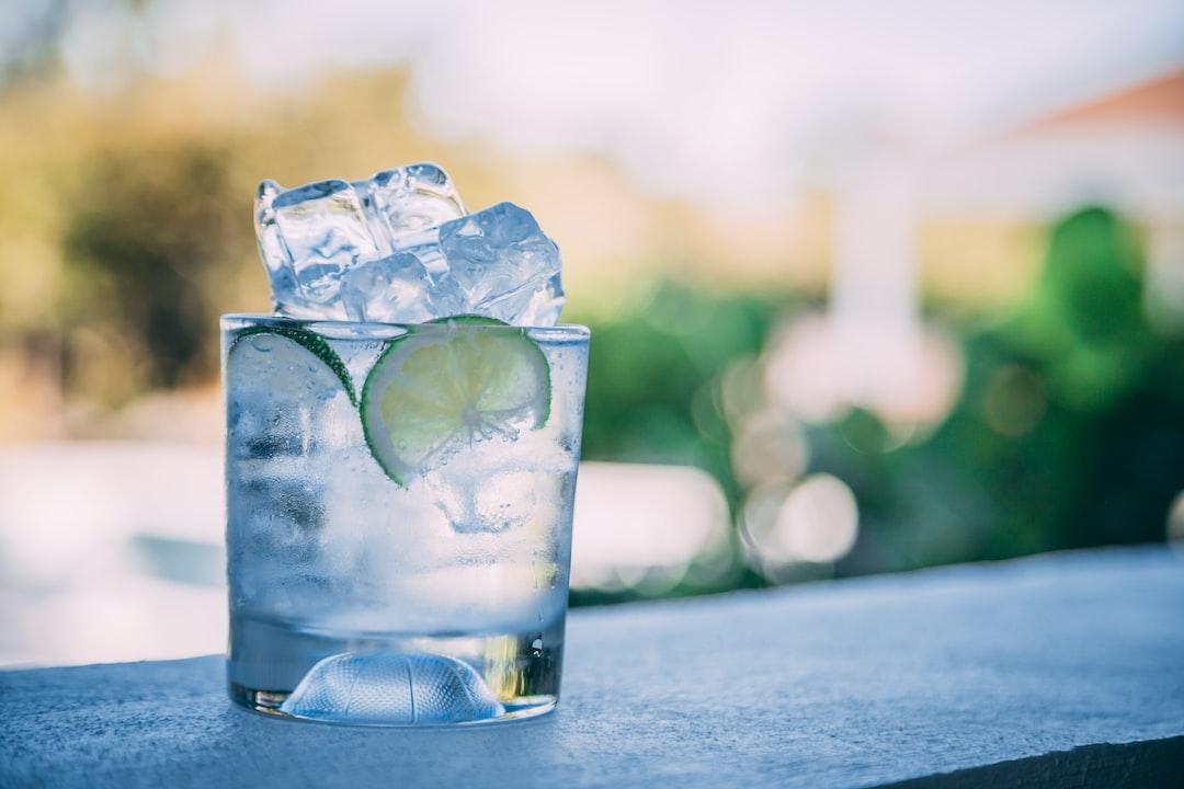 Iceberg Gin & Tonic