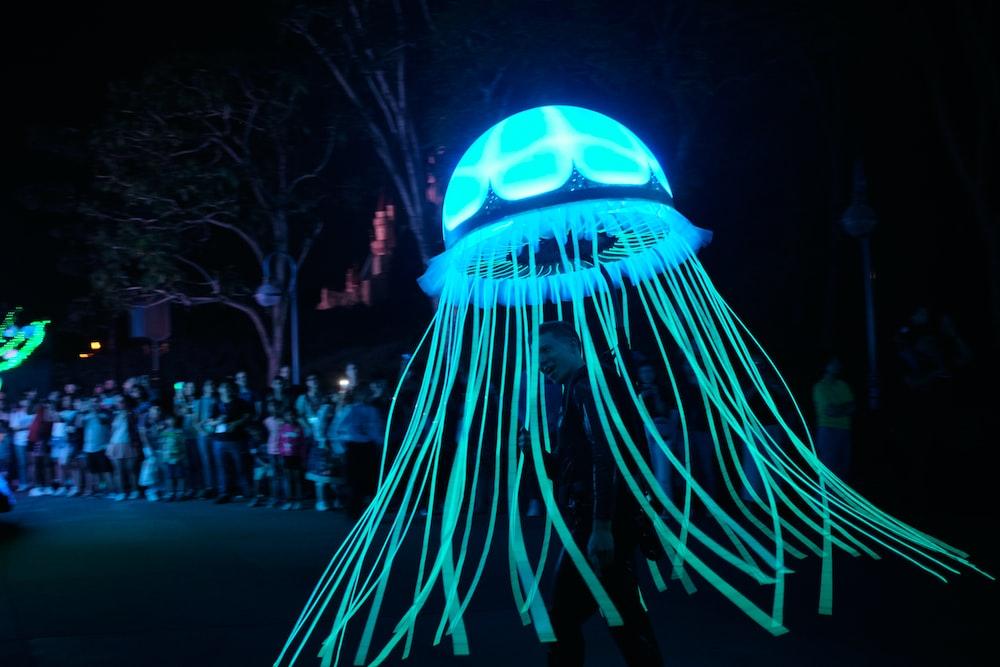 jellyfish lantern