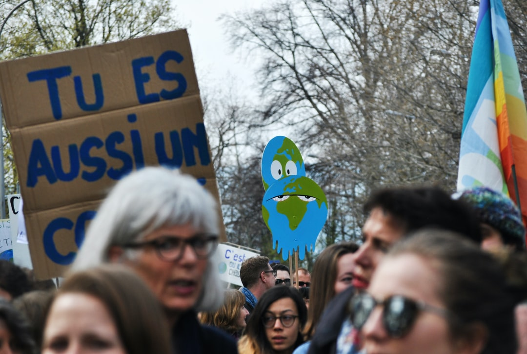 Climate strike,  April 2019