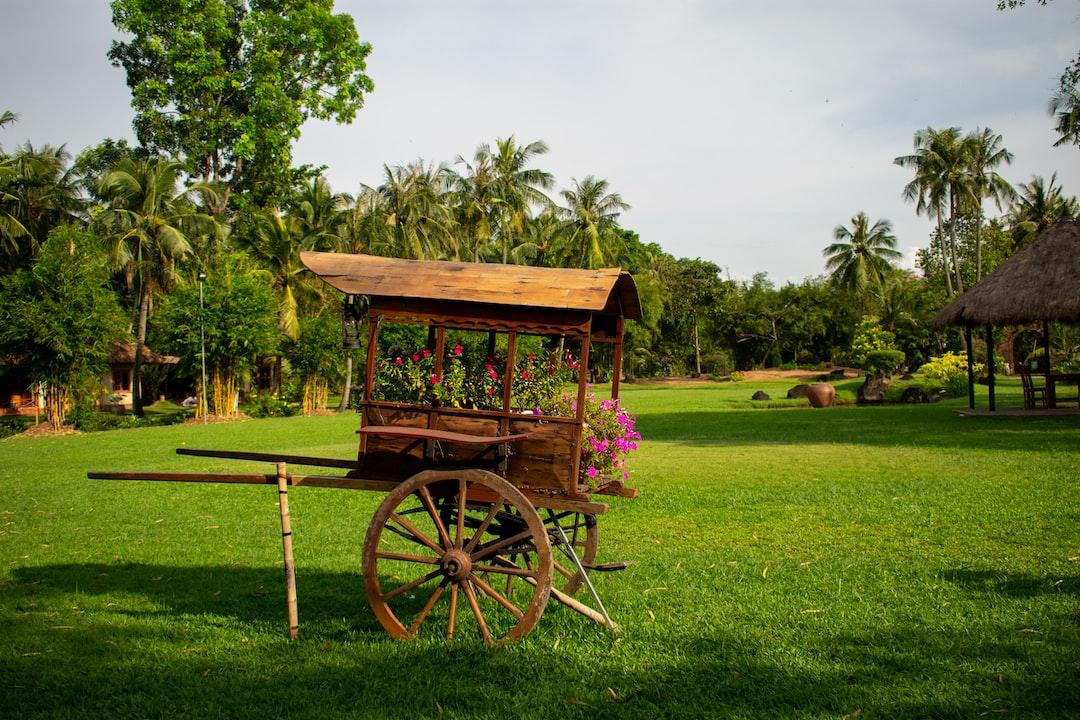 Binh Quoi Village in Ho Chi Minh City, Vietnam