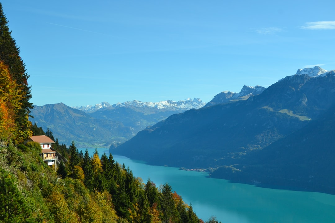 Harder Kulm, Switzerland