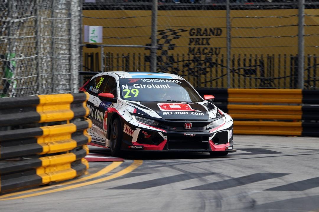 Néstor Girolami  Argentina Honda Civic Type R TCR WTCR Macau Round 2019