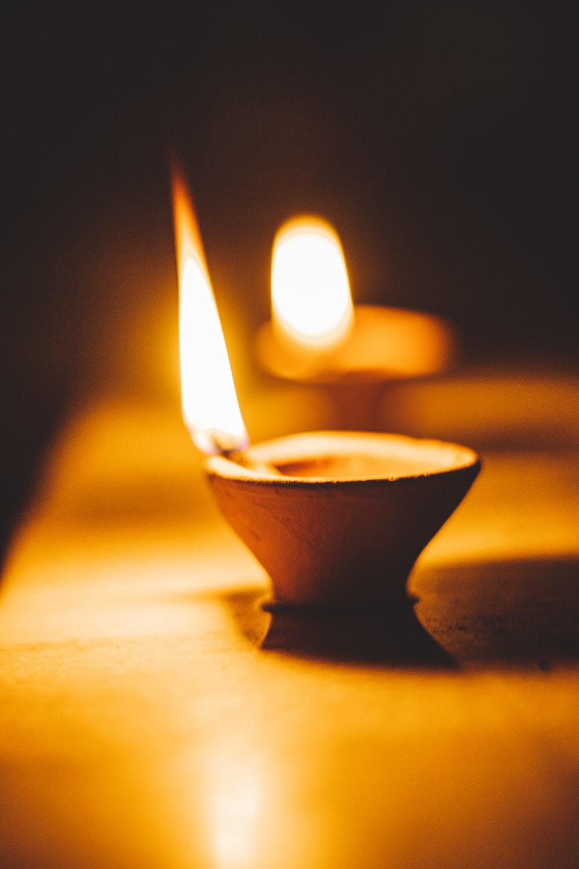 tealight candle photograph