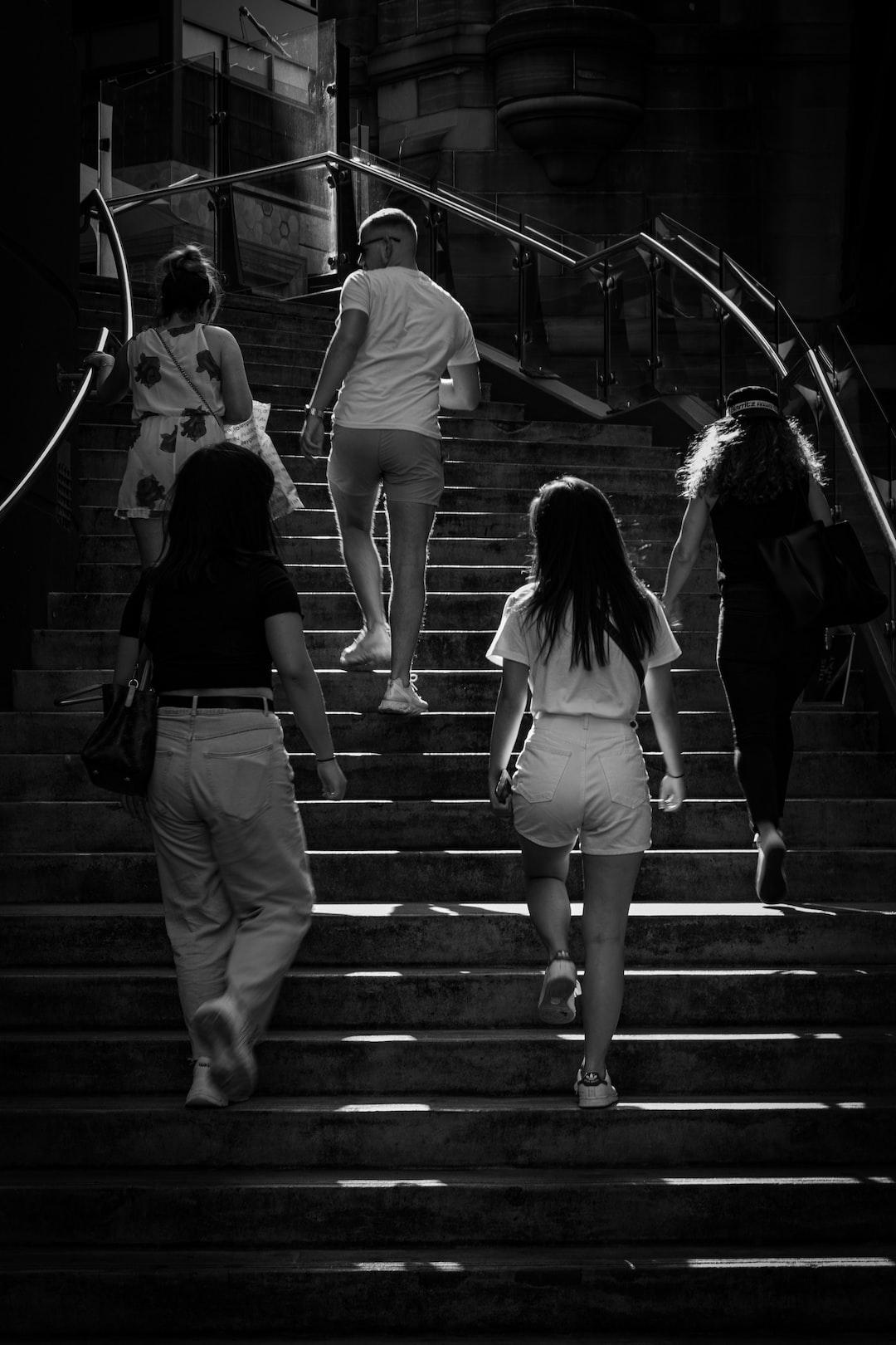 Step on the Light