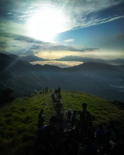 Trekking in Idukki