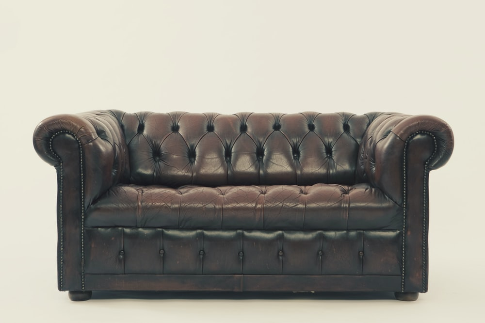Superb Brown Leather Chesterfield Sofa Photo Free Couch Image On Pabps2019 Chair Design Images Pabps2019Com