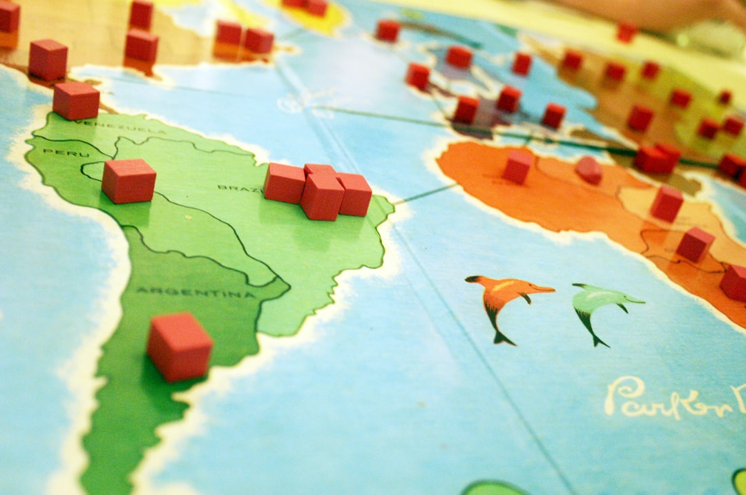 A game of risk.