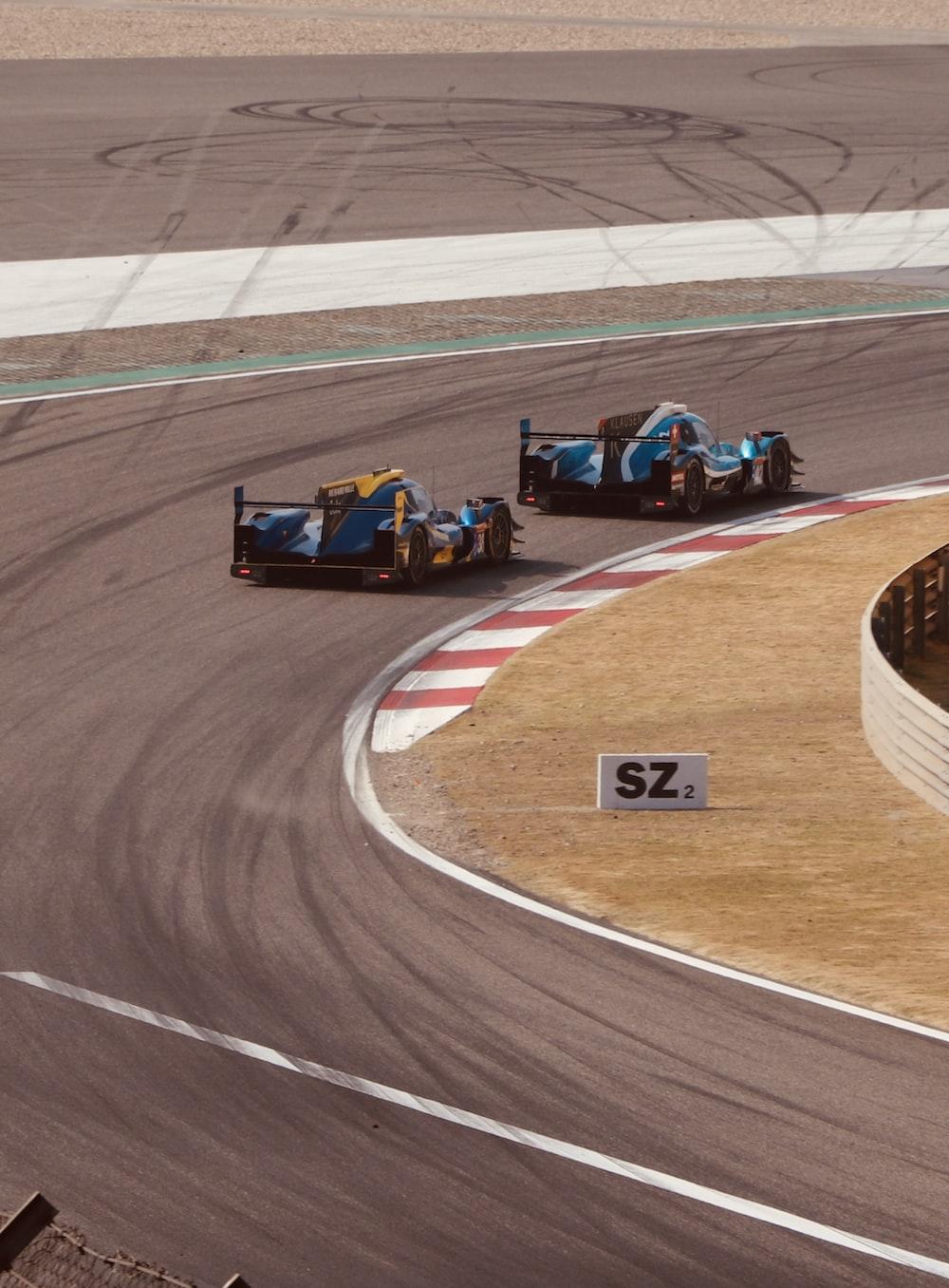 formula 1 on race