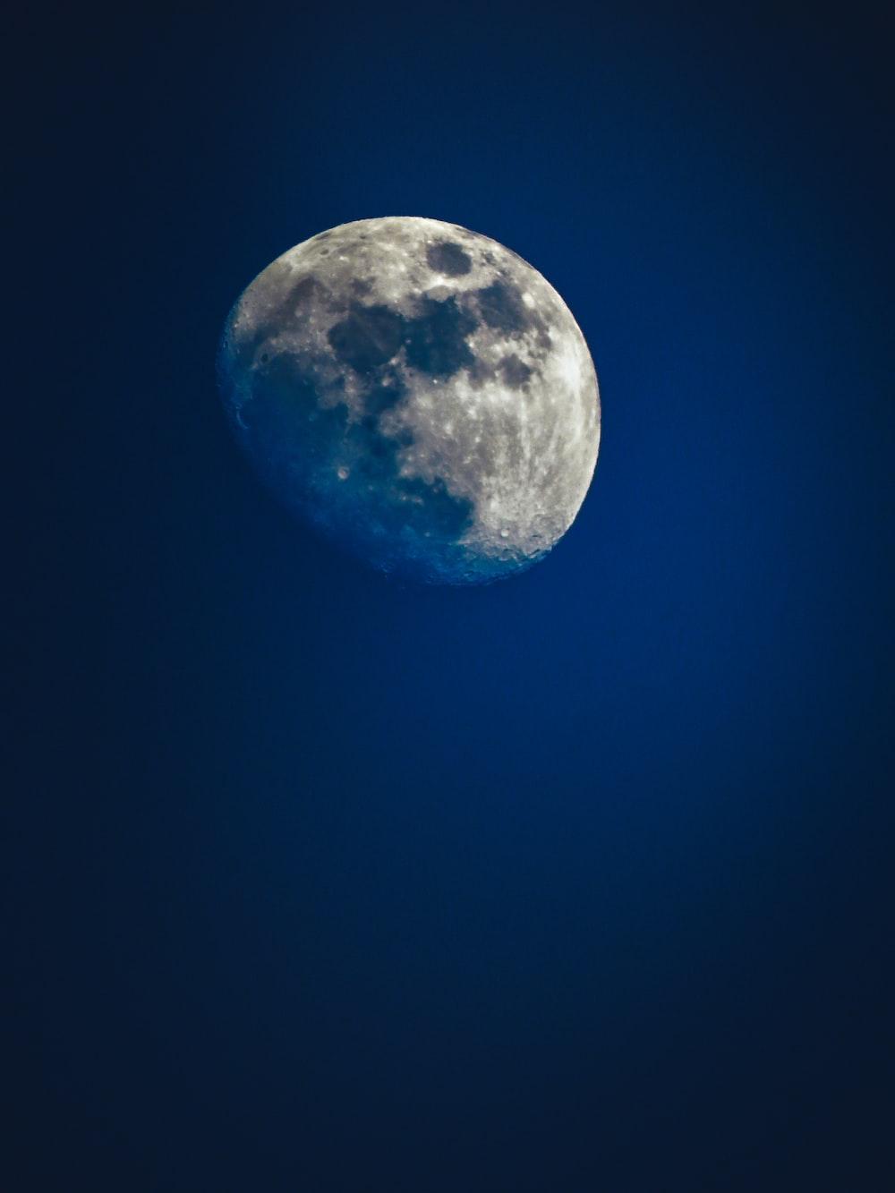 full moon display