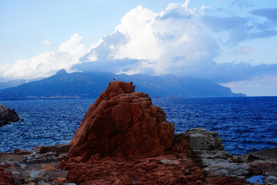 Sardinien Rocce Rosse in Arbatax