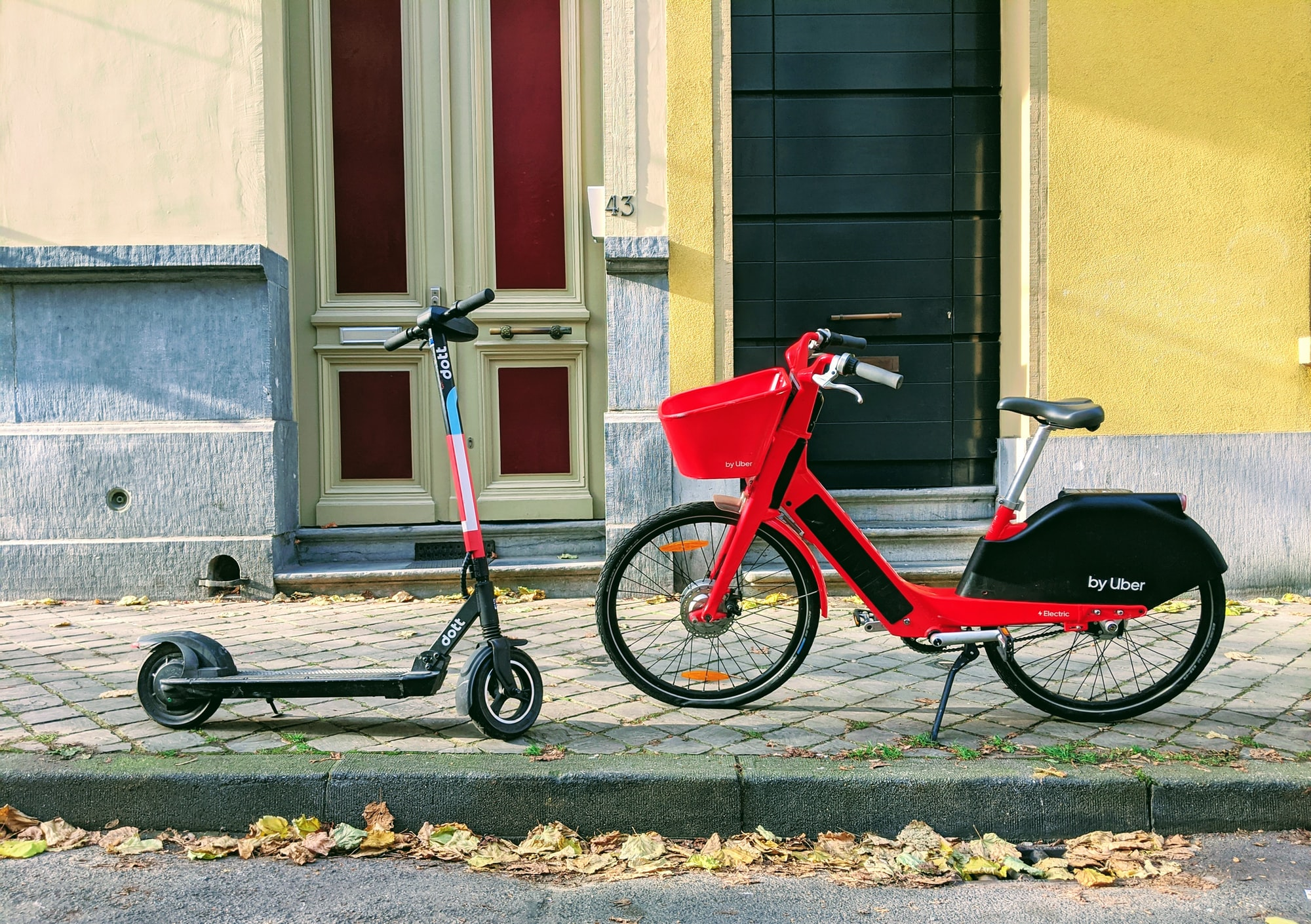 Barcelona, e-mopeds and overregulation