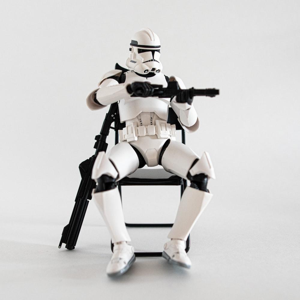 Storm Trooper action figure