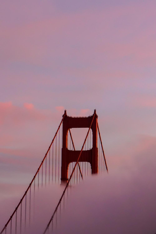 red suspension gate
