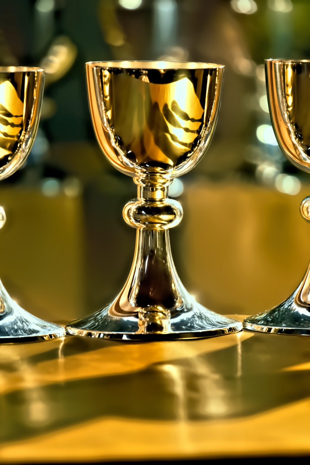 grey chalices
