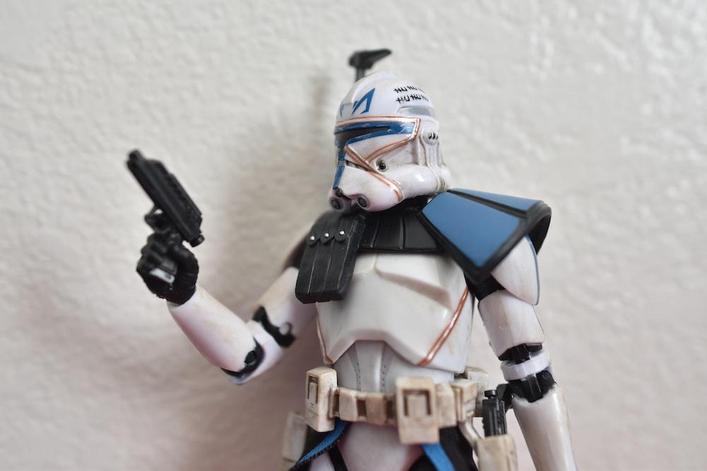 Star Wars Trooper toy