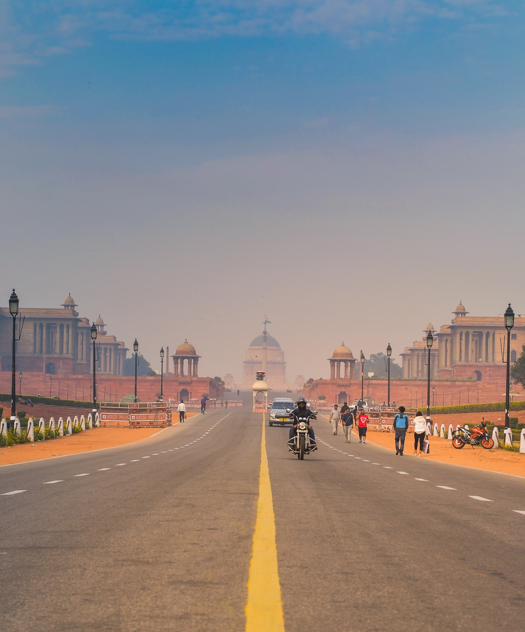 N85 Residence In New Delhi India: Rashtrapati Bhawan, New Delhi, India Pictures