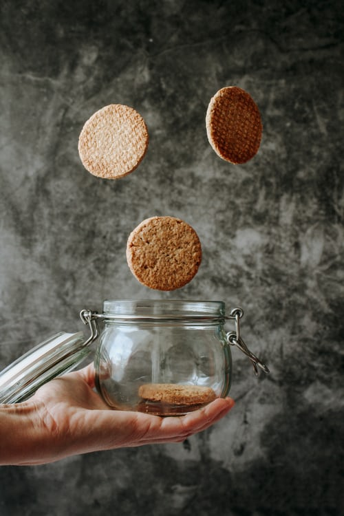 Cookies should stay in the jar.