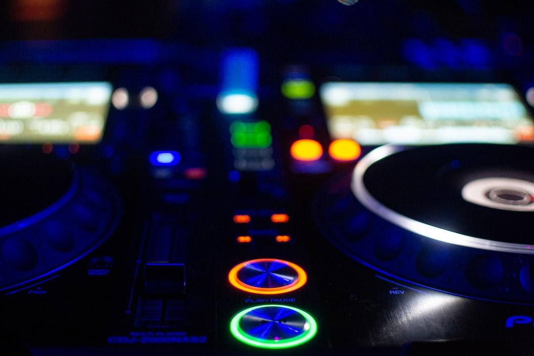 DJ platform