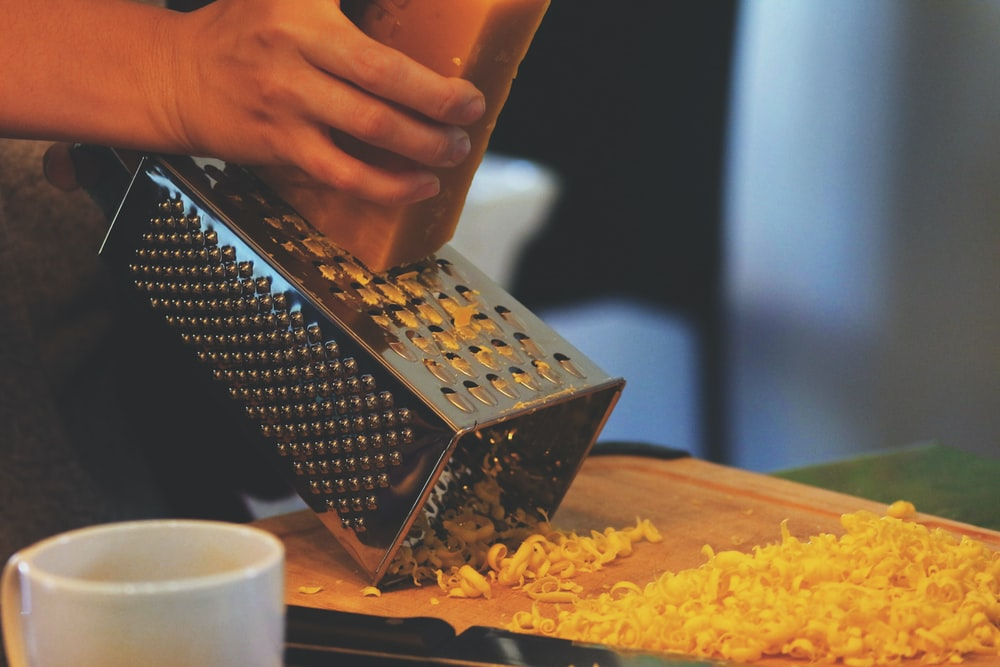 Three Hand-Held Cheese Graters For Your Home