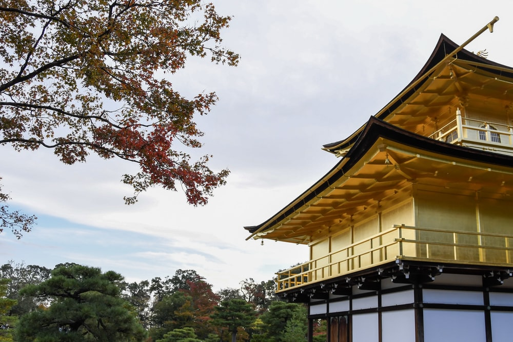 gold temple