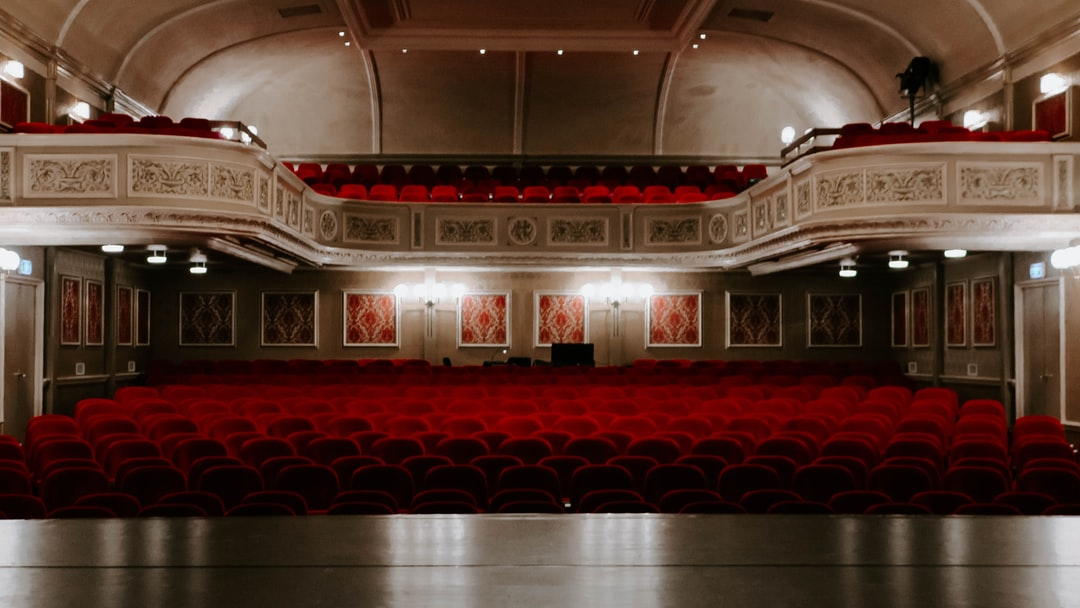 A beautiful theatre in the netherlands
