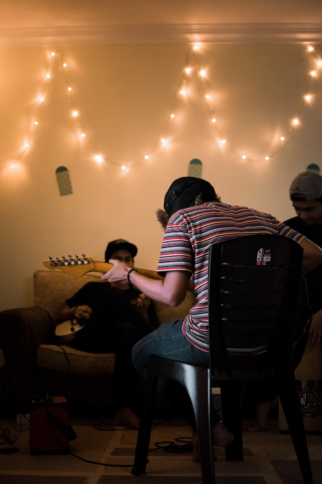 Jamming with friends