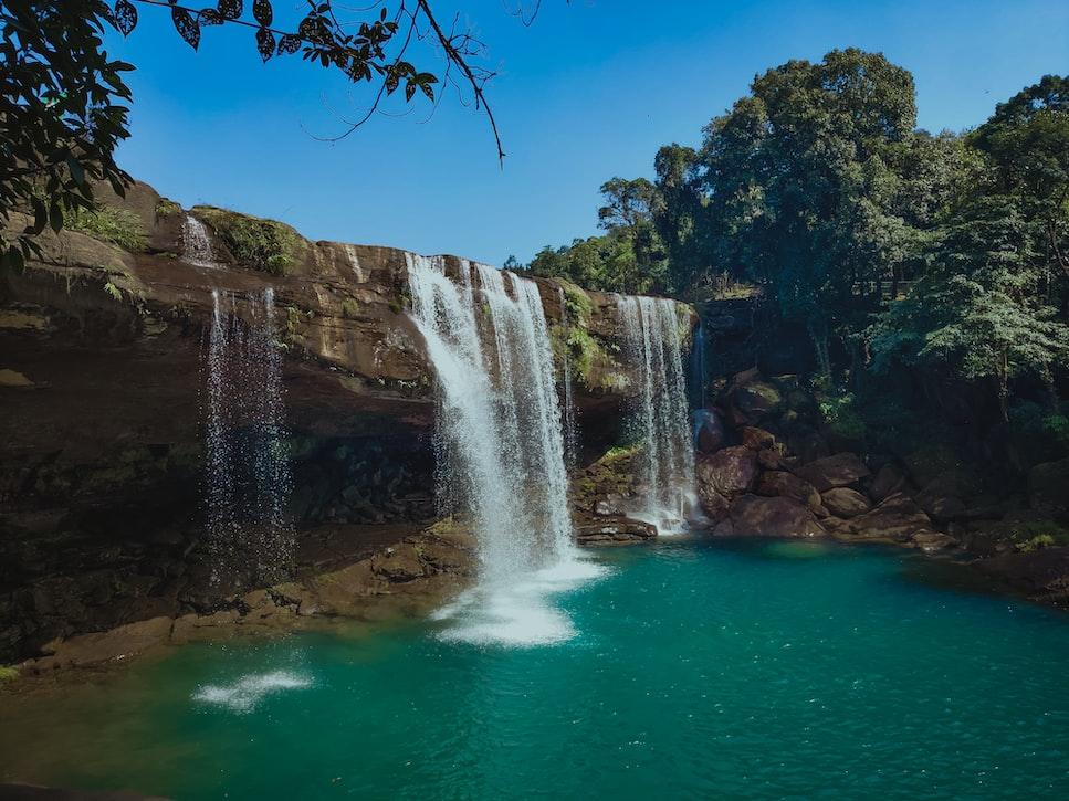 Borhill Falls