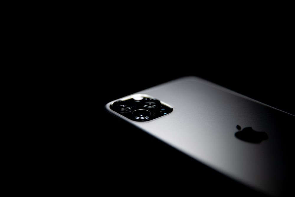 black iPhone 11 Pro Max