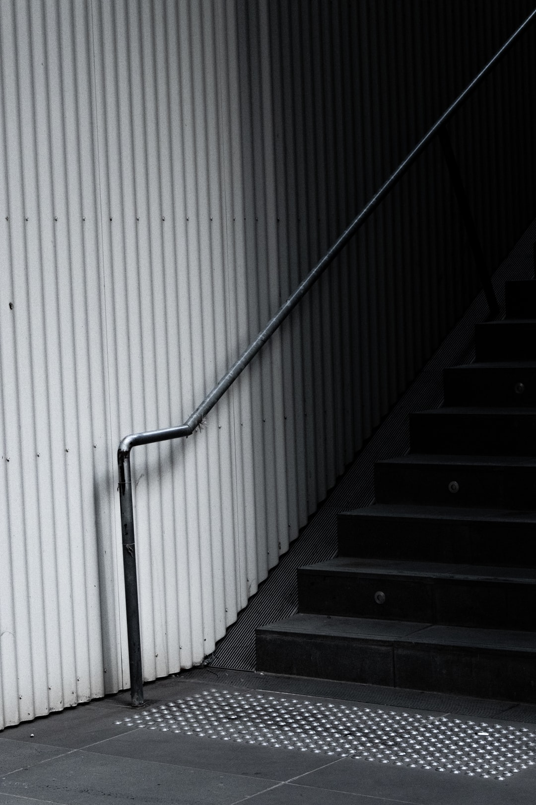 Stairway to unknown
