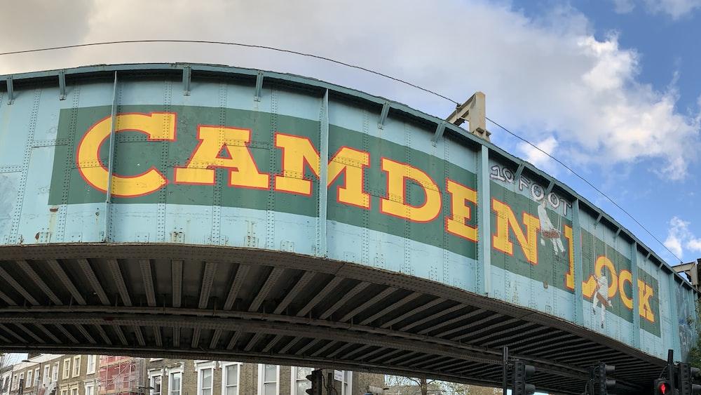 Camden Lock building