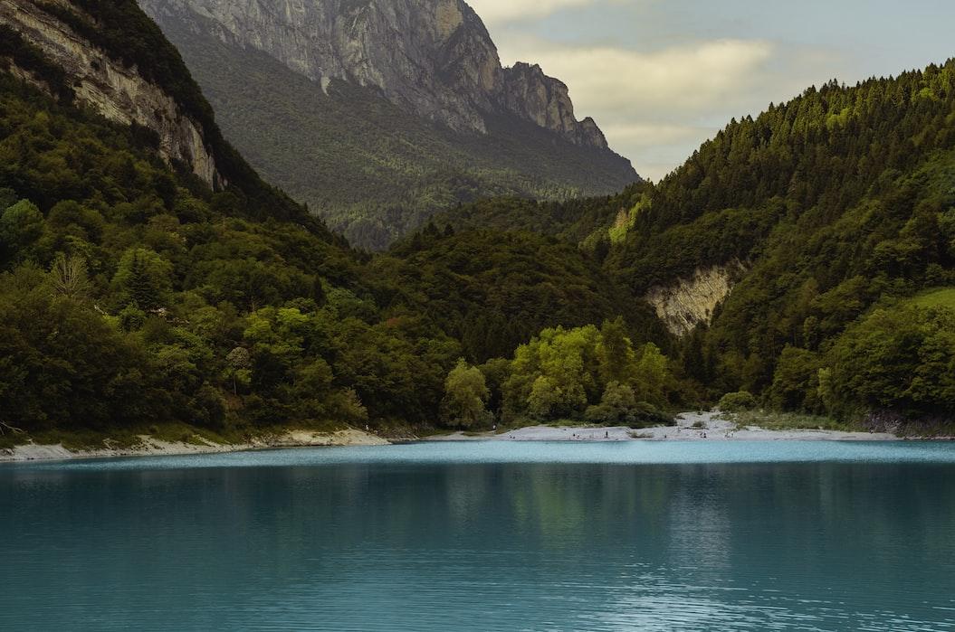 Impressie Lago di Tenno