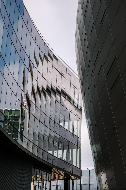 gray concrete structures