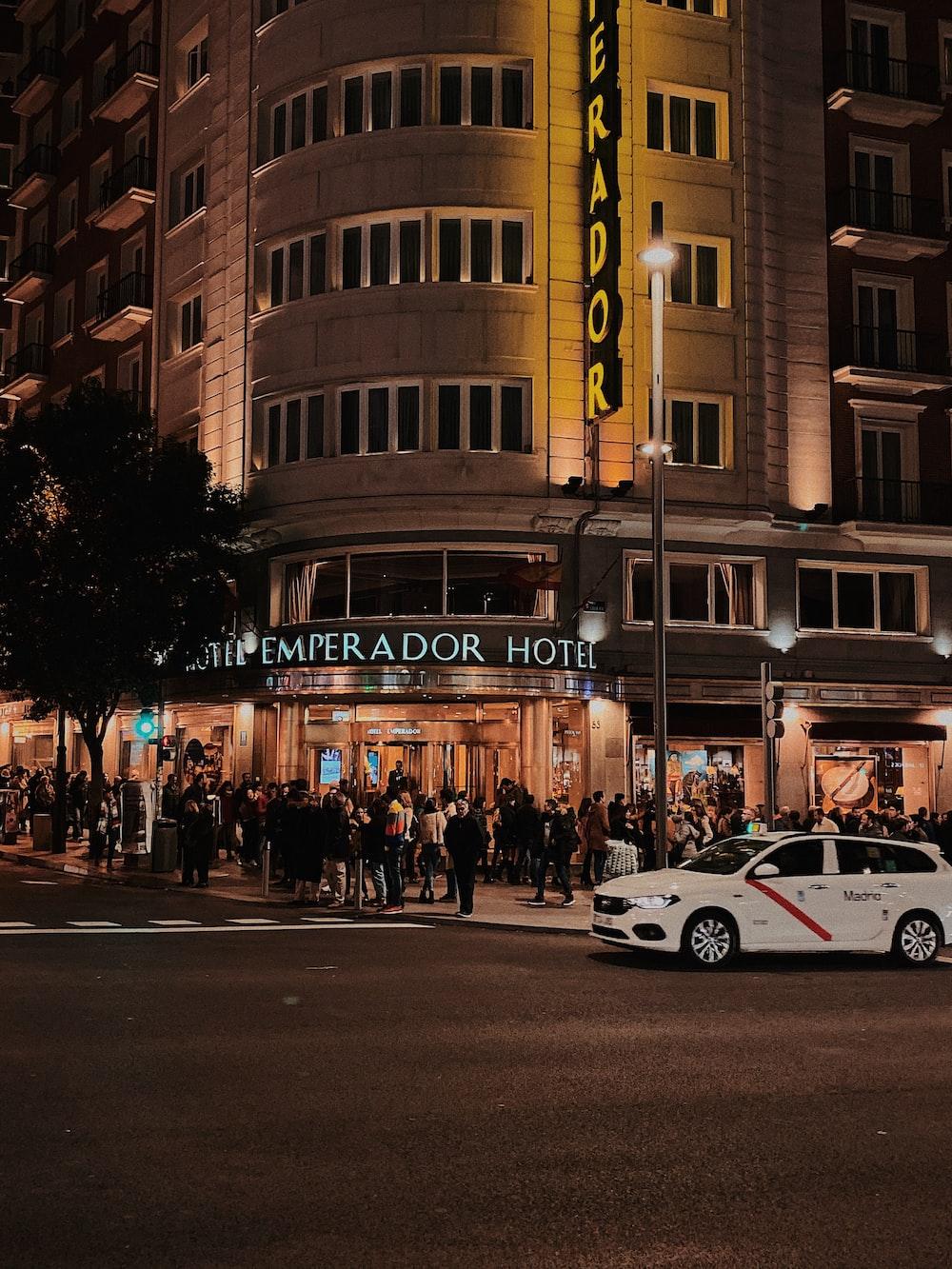 Emperador Hotel building