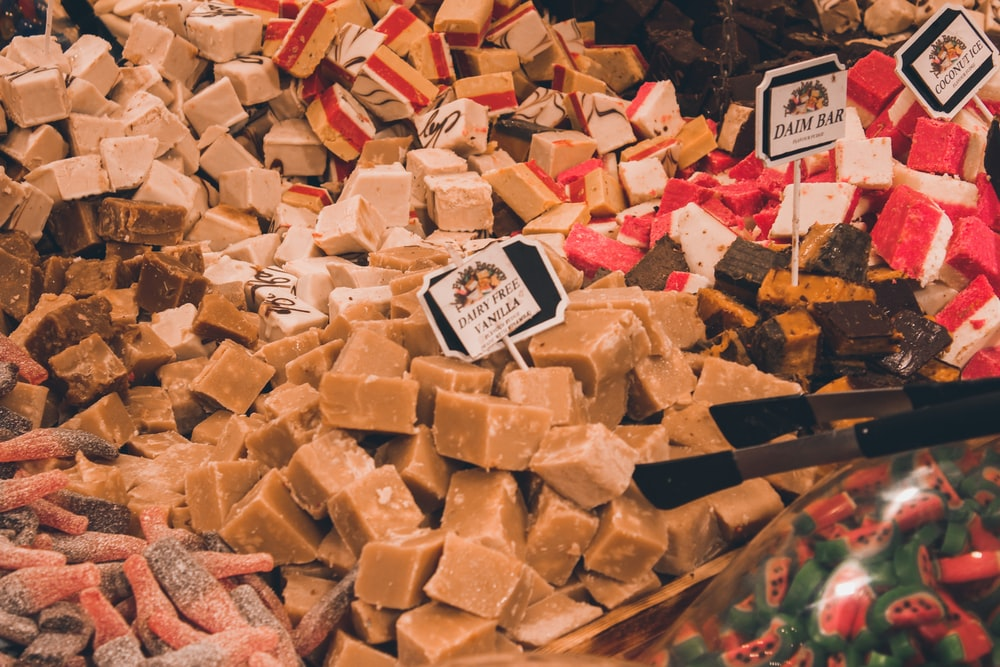 pile of chocolates
