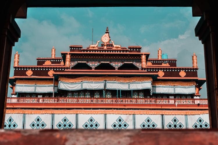 rumtek monastery sikkim
