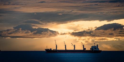 CSSC Cape Town - Coal Carrier Hong Kong