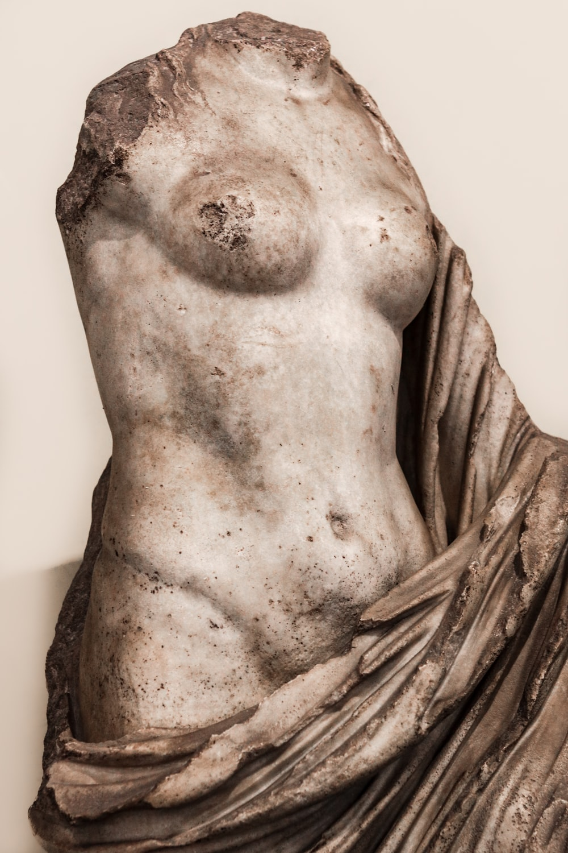 woman sculpture