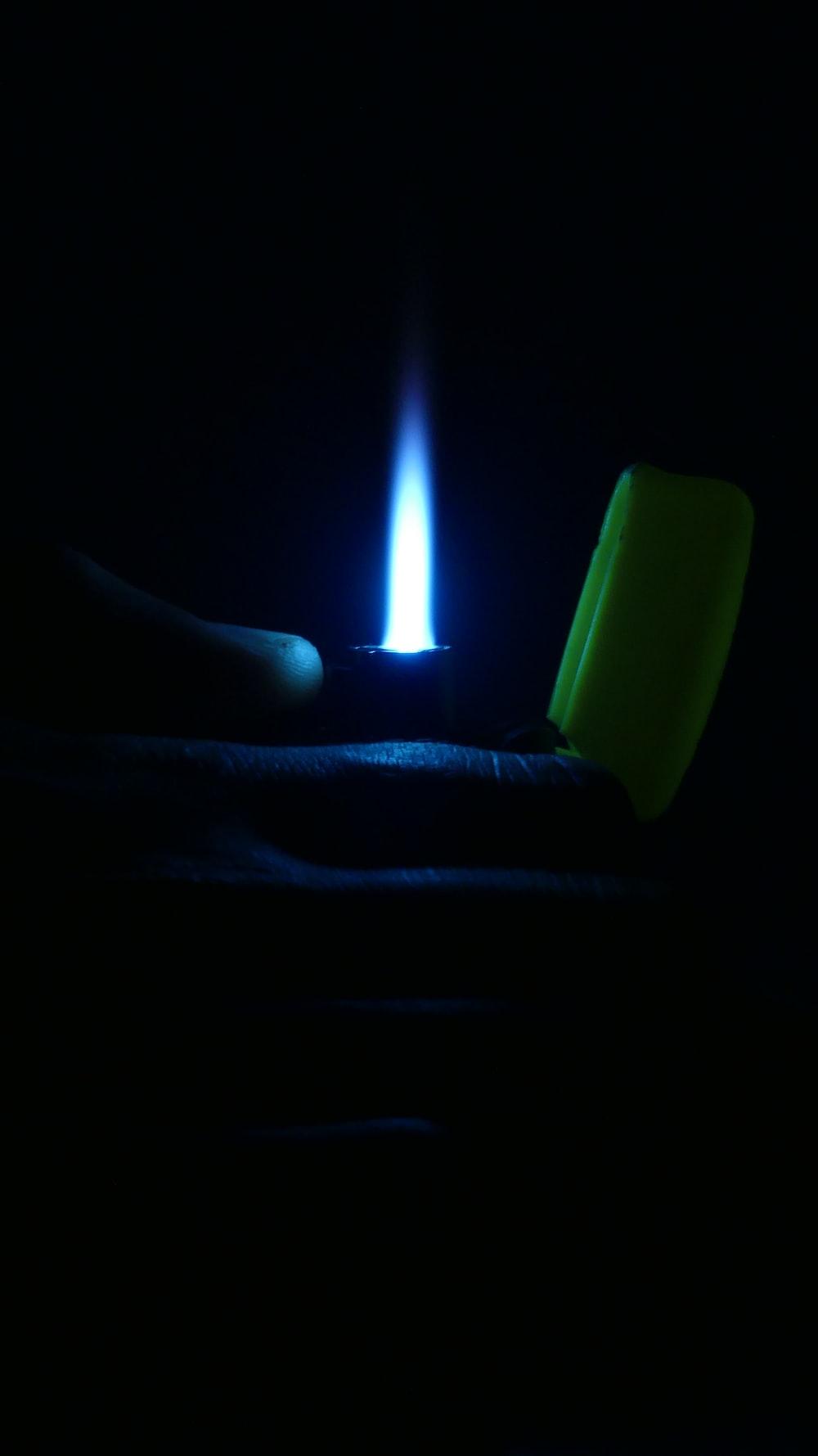 black lighter