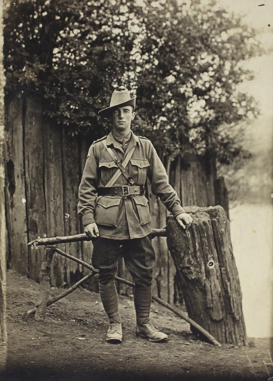 Lieutenant Alan James Kerr, 24th Battalion, World War I, 1916