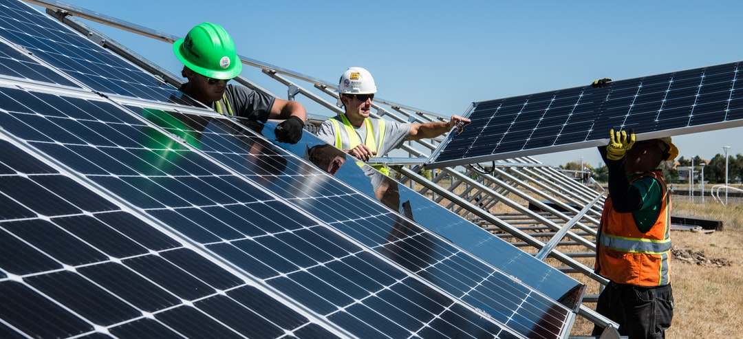 SOLAR PANEL INSTALLATION, REPAIR AND MAINTENANCE