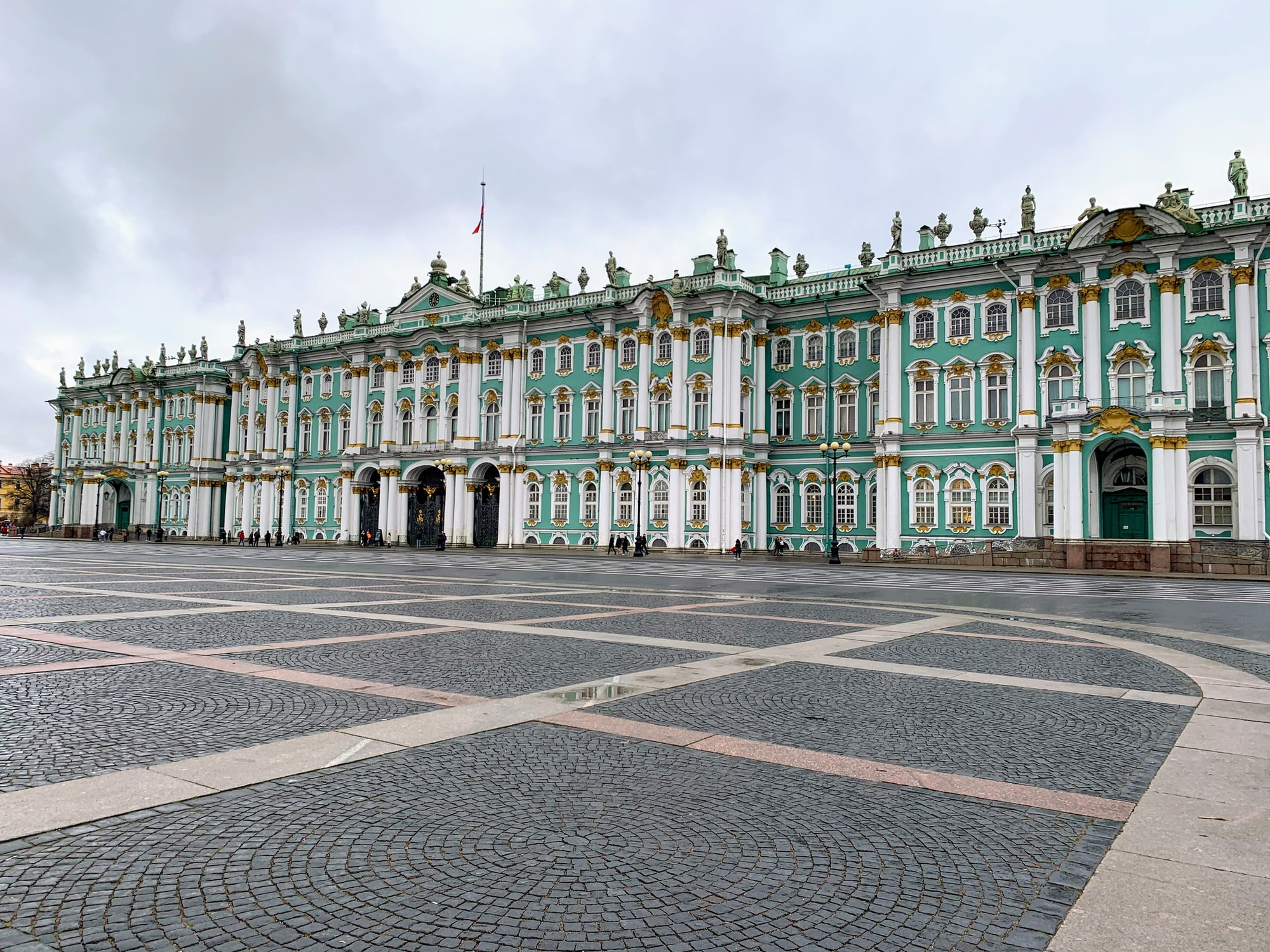 Stuck inside? Take a journey through Russia's iconic Hermitage museum