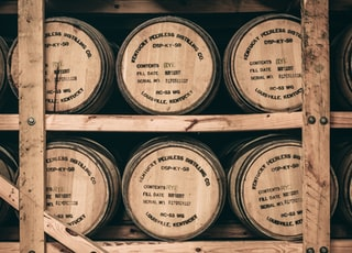 Kentucky Peerless Distilling Co - Whiskey Rye Barrels Aging